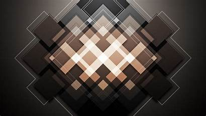 Brown Abstract Pattern Geometry Desktop Backgrounds Wallpapers