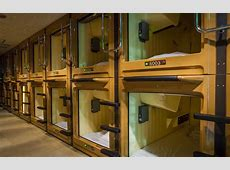 Stay in a Capsule Hotel in Japan Hostelworld