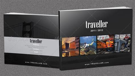 beautiful tourist booklet templates  travel agencies
