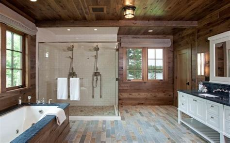 Sumptuous Northern Wisconsin Cabin by John Kraemer and Sons