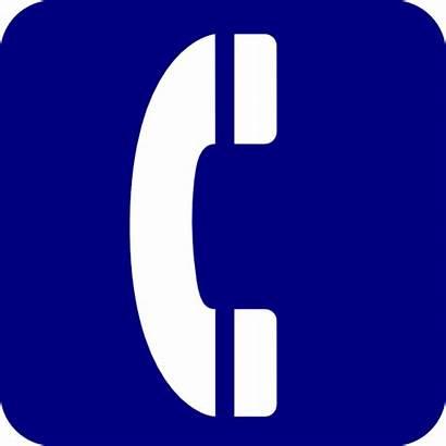 Telephone Symbol Clip Clipart Vector Clker Cliparts