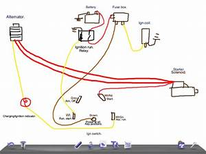 Alternator Wiring Help And Such   Mg Midget Forum   Mg Experience Forums   The Mg Experience