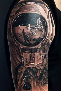 astronaut tattoo Quotes