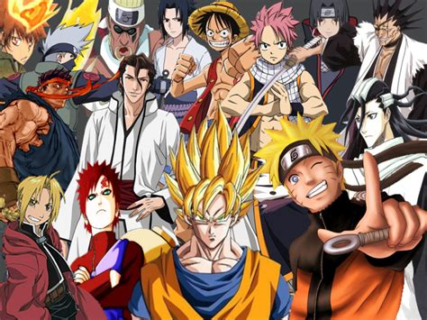 All Anime Characters Wallpaper - 10 likes m k