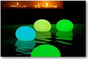 Lampe De Piscine : lampe piscine led flatball ~ Premium-room.com Idées de Décoration