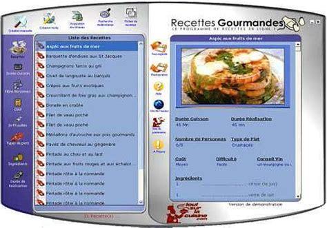 t 233 l 233 charger recettes gourmandes pour windows shareware