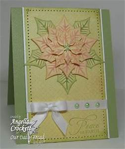 17 Best images about Card Ideas Christmas Poinsettia