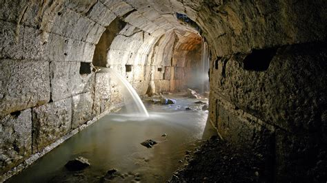 origins  ancient romes famed pipe plumbing system