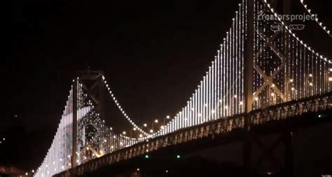 bay bridge lights leo villareal s the bay lights documentary 25 000 leds