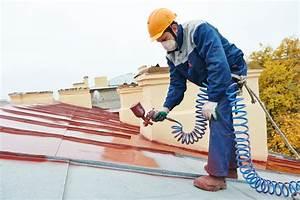 Gumoasfalt na plechovou střechu