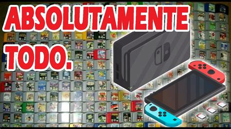 Descobre as consolas nintendo switch, nintendo 3ds, a wii u e os amiibo. Debe lanzar TANTOS JUEGOS VIEJITOS en Nintendo Switch como ...