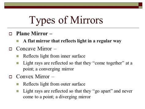Mirroring Types In Sql Server Different Of Makeup Mirrors