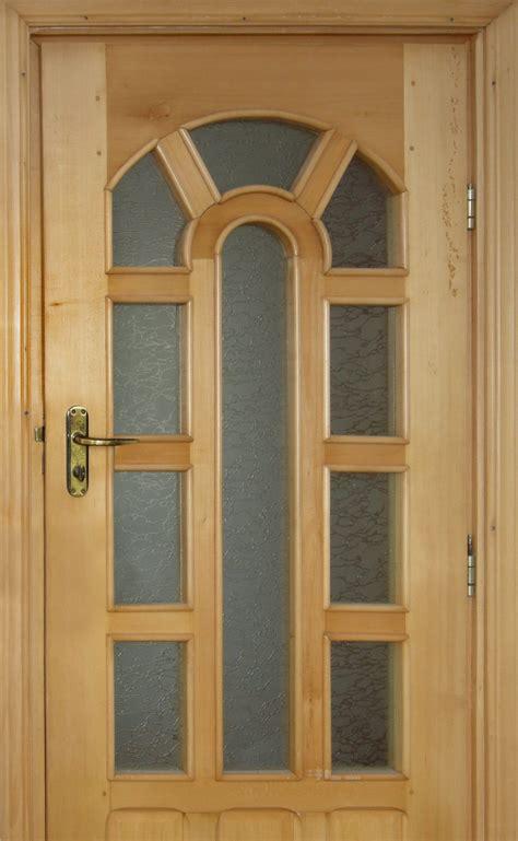 Windows Entry Doors Wooden Door With Windows Handballtunisie Org