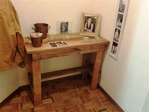 RECYCLED PALLET COFFEE TABLE, DIY, COAT HANGER, SIDE TABLE