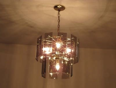 chandelier replacement glass panels chandelier makeover thriftyfun