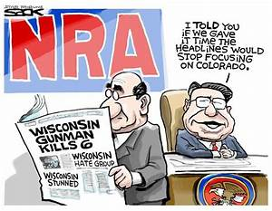 72 best images about Political Cartoons about Gun Issues ...