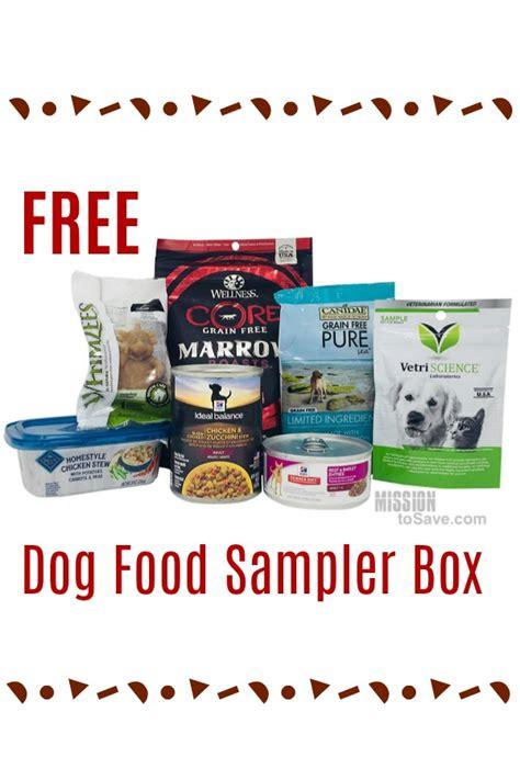 dog food sampler box  amazon prime samples