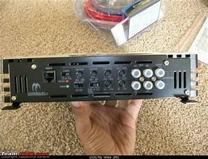 My Mbquart Amplifier  U0026 Phoenix Gold Wiring Have Arrived