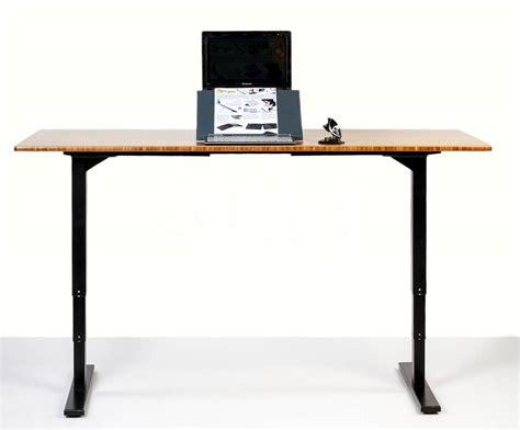raised desk for standing desks that raise american hwy