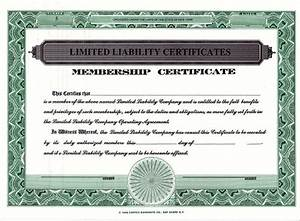 important changes in limited liability company governance With llc membership certificate template word