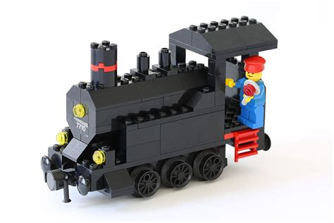Snow Plow Lights by 1980 Lego Trains Upgrades Quest For Bricks
