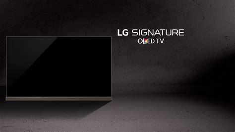 LG OLED77G6P: LG SIGNATURE G6 77 Inch OLED 4K Smart TV