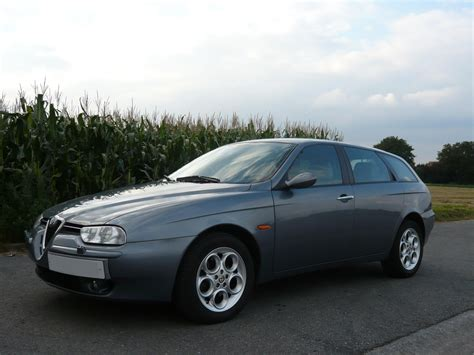2002 Alfa Romeo 156 Gtam Related Infomation,specifications