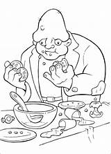 Halloween Disegni Coloring Dibujos Colorir Desenhos Bruxas Pintar Dia Dulces Das Repas Colorear Comiendo Ausmalbilder Colorare Monstrueux Frankenstein Tegninger Desenho sketch template