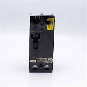 General Electric 200amp 220v Breaker Tqd22200