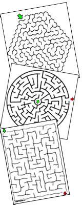 printable mazes   year olds printable  degree