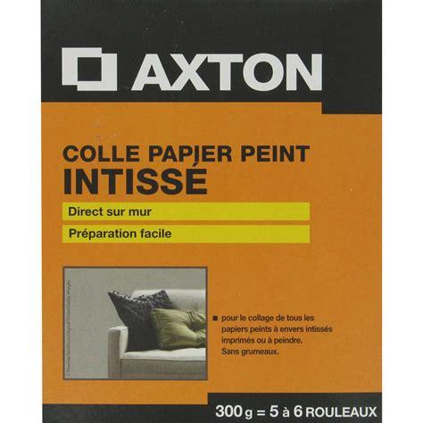Comment Décoller Tapisserie by Colle Papier Peint Intiss 233 Axton 0 3 Kg Leroy Merlin
