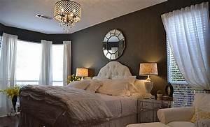 Romantic, Bedroom, Decorating, Ideas