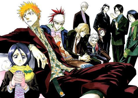 crunchyroll bleach author tite kubo bids farewell