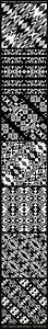 7 Black and White Tribal Geometric Backgrounds by ...