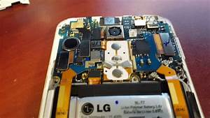 Fix Lg G2 Screen When It Goes Blank  Does Not Turn On