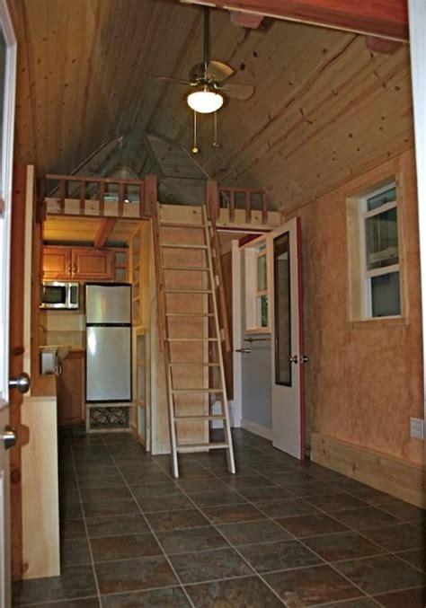 tiny house trailer rv house   redwood custom fold