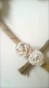 Rosen Aus Servietten Basteln : rose aus papier verpacken rosen aus papier basteln und rosen basteln ~ Frokenaadalensverden.com Haus und Dekorationen