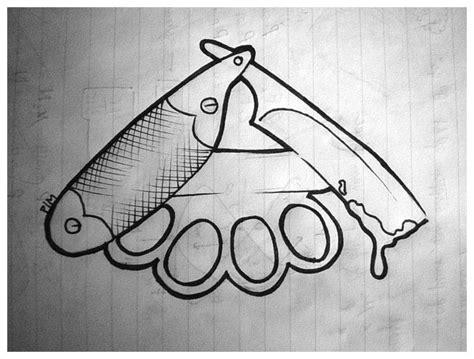 Straight Razor + Brass Knuckle By Flim.deviantart.com On @deviantart