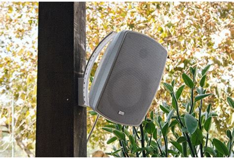 Outdoor Speaker Cabinet by Osd Audio Ap650 Outdoor Patio Speaker Pair
