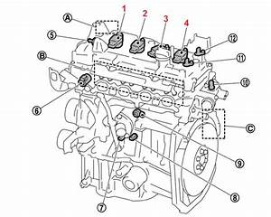 Where Is The Number 2 Cylinder Nissan Versa 2012