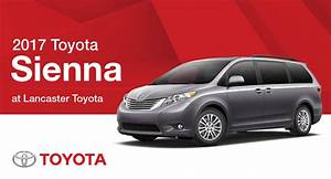 Toyota Lanester : 2017 toyota sienna lancaster pa lancaster toyota ~ Gottalentnigeria.com Avis de Voitures
