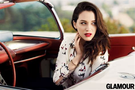 Kat Dennings Fall Hottest Makeup Looks Plus She