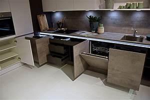Günstige Küchen L Form : nolte k chen stone beton l k che die einzig wahre k chen b rse ~ Bigdaddyawards.com Haus und Dekorationen