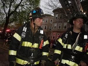 Harvard Street Fire - Fire Department