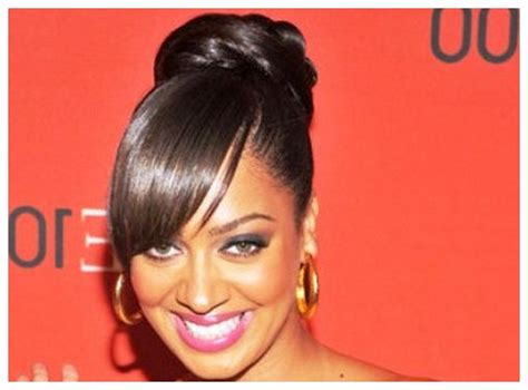 Black Hairstyles With Bangs And Buns by Black Bun Hairstyles With Bangs