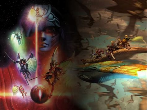 The Legend Of Dragoon Wallpaper Photo By Tomuchfun Photobucket