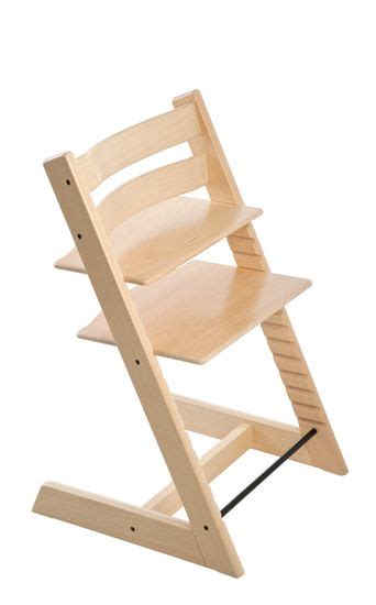 chaise bebe tripp trapp the original tripp trapp 174 high chair for babies from stokke
