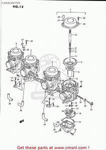 Suzuki Dr650 Se 1996 2000 Usa Parts Lists