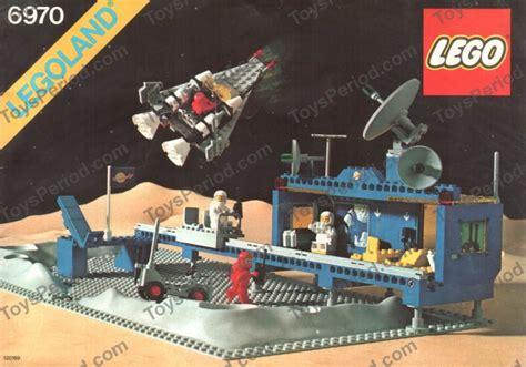 lego vintage 1 lego 6970 beta 1 command base vintage 1980 classic space