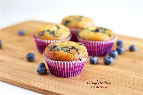 coconut flour blueberry muffins paleo  carb